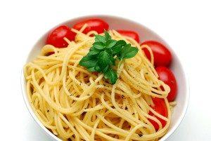 spaghetti-légumes